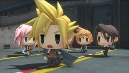 World of Final Fantasy - Gameplay EGX