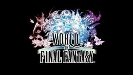 World of Final Fantasy - Gameplay de 7 minutes
