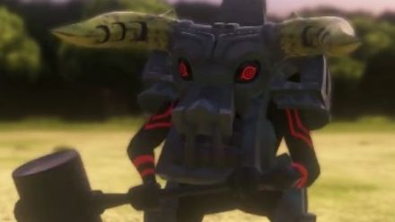 vidéo : World of Final Fantasy : Mirage Minotaur