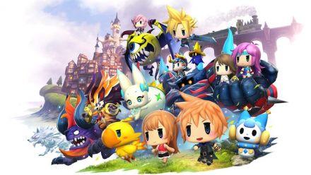 World of Final Fantasy : 1h de vidéo par Square Enix