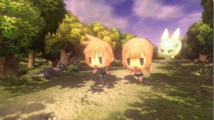 World of Final Fantasy - trailer d'annonce E3 2015