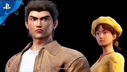 Vid�o : Shenmue III : Premier trailer de gameplay PS4