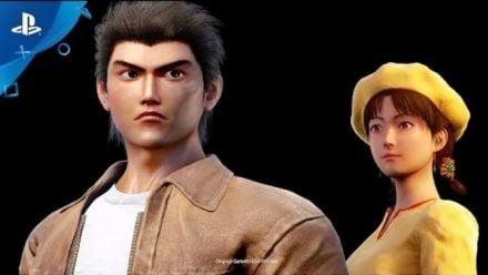 Shenmue III : Premier trailer de gameplay PS4
