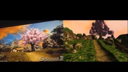 Shenmue 3 : Dreamcast vs Unreal Engine 4