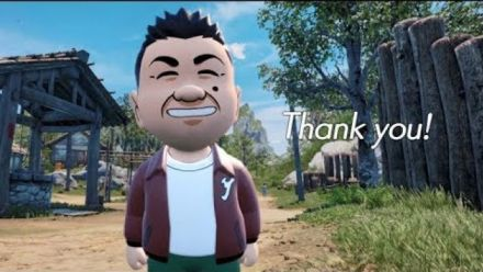 Shenmue III Thank You Message From Yu Suzuki