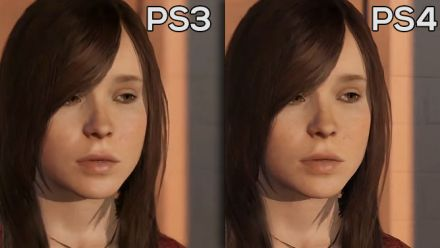 Beyond Two Souls : Comparatif PS3 / PS4
