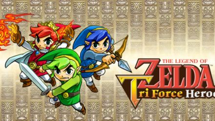 Vid�o : Zelda Triforce Heroes - 15 minutes de gameplay