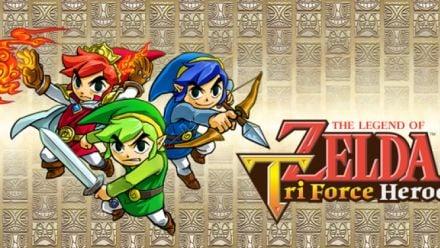Vid�o : Zelda Triforce Heroes - 15 minutes de gameplay