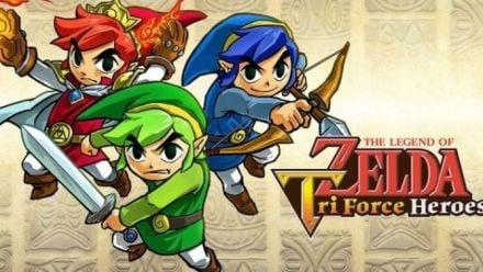 Vid�o : Zelda Triforce Heroes Trailer Nippon