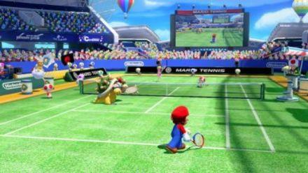 Vid�o : Mario Tennis Ultra Smash - Trailer