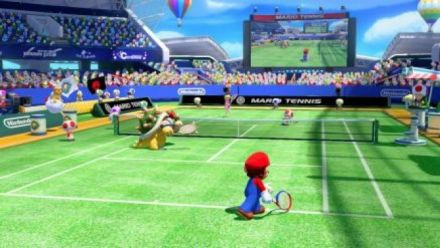 Vidéo : Mario Tennis Ultra Smash - Trailer