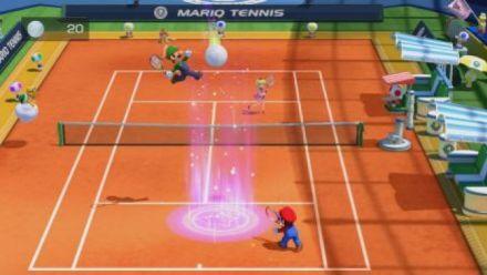 Vid�o : Mario Tennis : Ultra Smash - Nouvelle bande-annonce