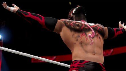 Vid�o : WWE 2K16 : Bande-annonce Pack Nouveaux Mouvements
