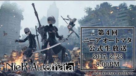 NieR Automtata - Live Square Enix du 23 février