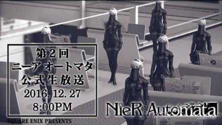 NieR Automtata - Live Square Enix