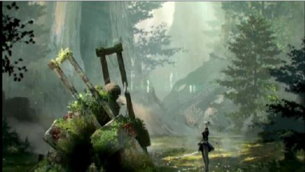 NieR New Project teaser E3 2015