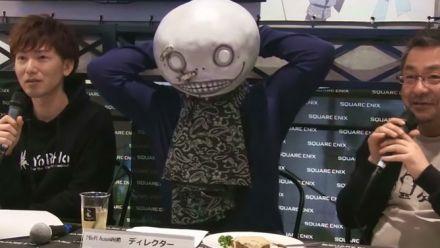 NieR Automata : Yoko Taro retire son masque... Ou pas