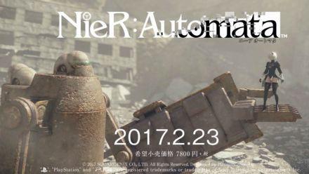 NieR ׃ Automata : Publicité japonaise