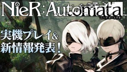 NieR Automata - Live Dengeki Online