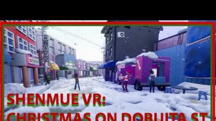 Dreams : Trailer démo Christmas on Dobuita Street