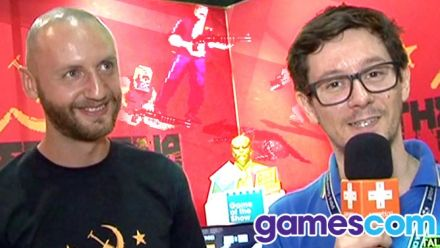 Vid�o : Mother Russia Bleeds : Interview d'Alexandre Muttoni à la Gamescom