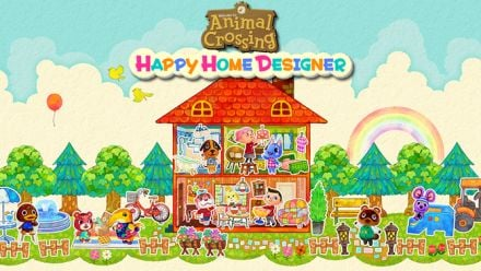 Vid�o : Animal Crossing : Happy Home Designer - trailer E3