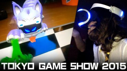 TGS 2015 : The PlayRoom VR, nos impressions