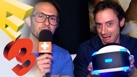 E3 2015 : Morpheus, notre interview de Nicolas Doucet (PlayRoom VR)