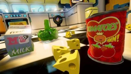 Vid�o : The Playroom VR avec Carole, Trazom et Julien