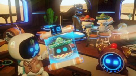 Vidéo : The PlayRoom VR - Trailer GDC 2016