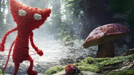 E3 2015 : Unravel, séquence de gameplay PS4