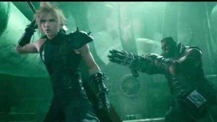 vid�o : Final Fantasy VII Remake : Du gameplay survolté