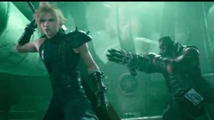 vidéo : Final Fantasy VII Remake : Du gameplay survolté