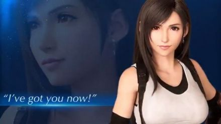 Final Fantays VII Remake : mini-trailer de Tifa