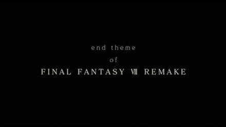 vidéo : Final Fantasy VII Remake : Making-of bande-annonce thème musical