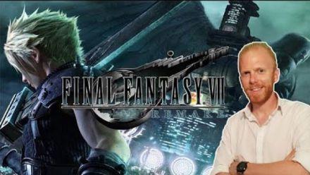 vidéo : #GameblogLIVE : Découverte de Final Fantasy VII Remake avec vous ! (REPLAY)