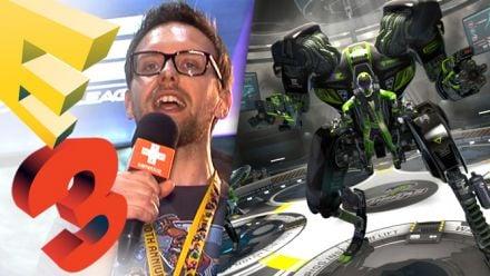 Vid�o : E3 2015 : on a joué à Rigs, le FPS de Morpheus