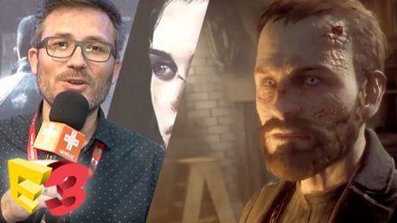 E3 2017 : Nos impressions de Vampyr