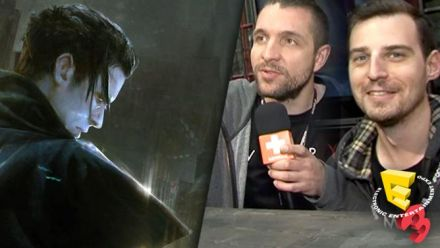 Vampyr E3  : Interview Philippe Moreau (GD) et Grégory Zux (DA)
