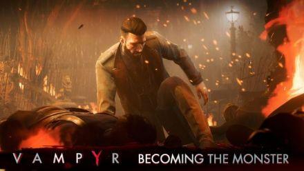 Vidéo : Vampyr - Dev Session TWITCH