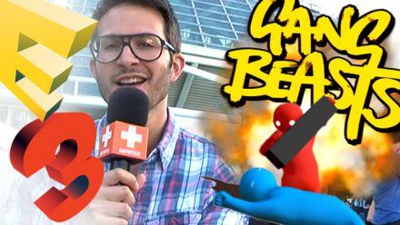 Vidéo : E3 2015 : Gang Beast, nos impressions sur le jeu le plus débile du salon