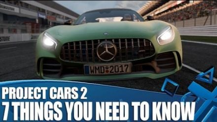 Project CARS 2 - 7 minutes de gameplay