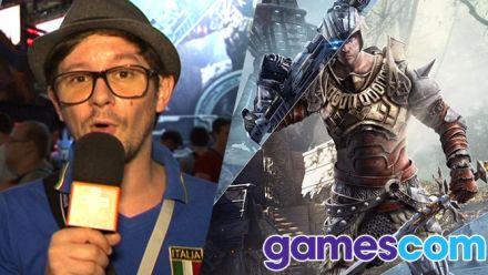 Vid�o : Gamescom : Nos impressions d'Elex
