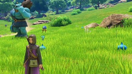 Vid�o : Dragon Quest XI montre de l'exploration sur PS4 et 3DS