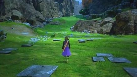 Dragon Quest XI - Gameplay sur PS4
