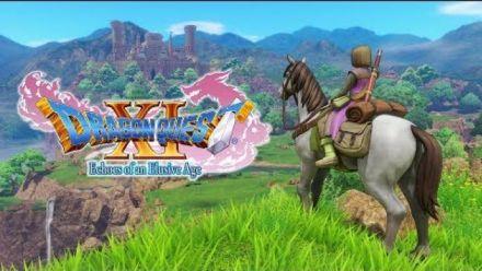 Dragon Quest XI : Trailer Occidental