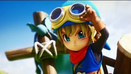 Dragon Quest Builders : cinématique d'introduction