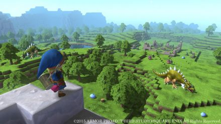 Dragon Quest Builders - Séquence de gameplay