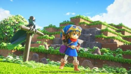 Vid�o : Trailer - À la découverte de Dragon Quest Builders