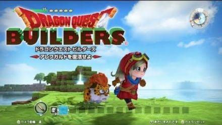 Vidéo : Dragon Quest Builders : Trailer Switch Jump Festa
